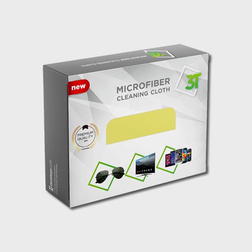 3T A Kalite Mikrofiber Bez