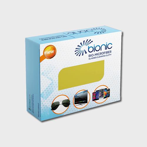 Bionic A Kalite Mikrofiber Bez