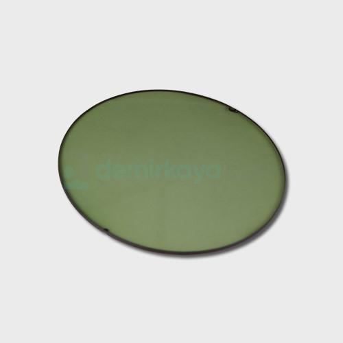 CR-39 Flat Soft Yeşil Güneş Camı 2B