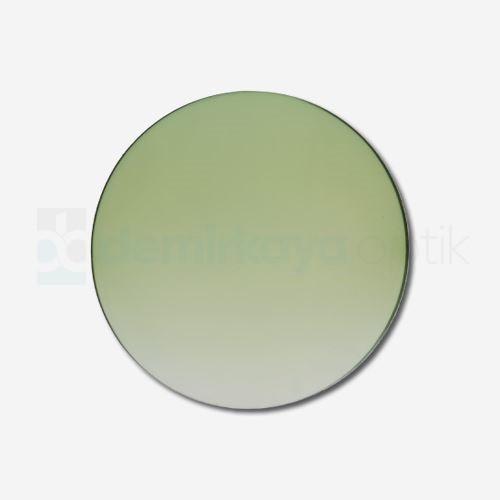 CR-39 Flat Soft Yeşil Deg. Güneş Camı 2B