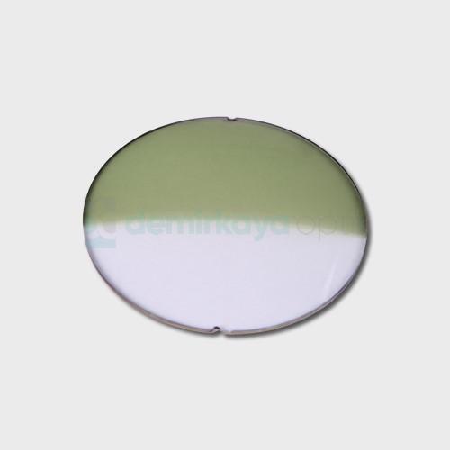 Cr 39 Yeşil Kesik Boyama Dış Ar