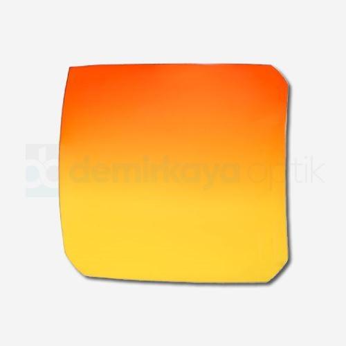 1.1 TAC Film Polarize Turuncu/Sarı Kombin