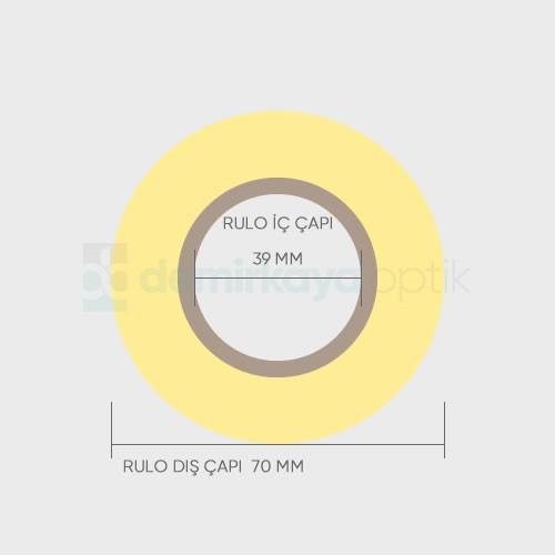 13 X 35 mm Termal Barkod Etiketi 2000'li