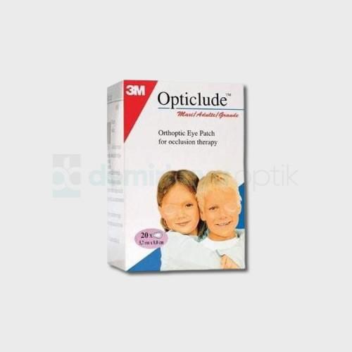 3M Opticlude Ortopedik Göz Kapama Bandı / 20 Adet